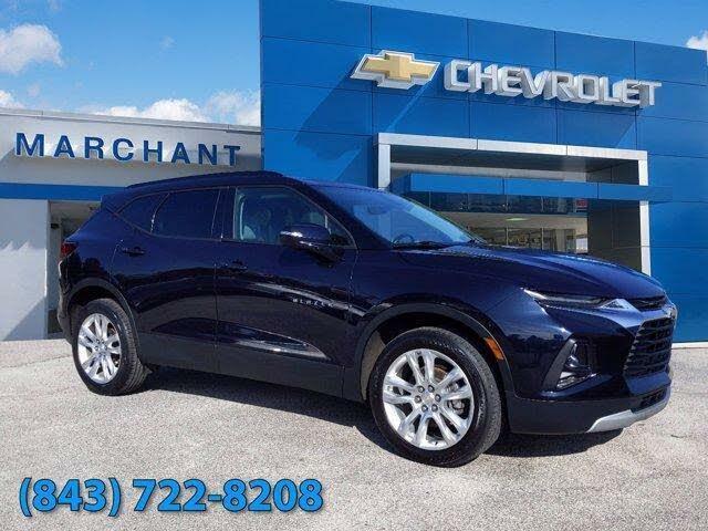2020 Chevrolet Blazer 3LT FWD