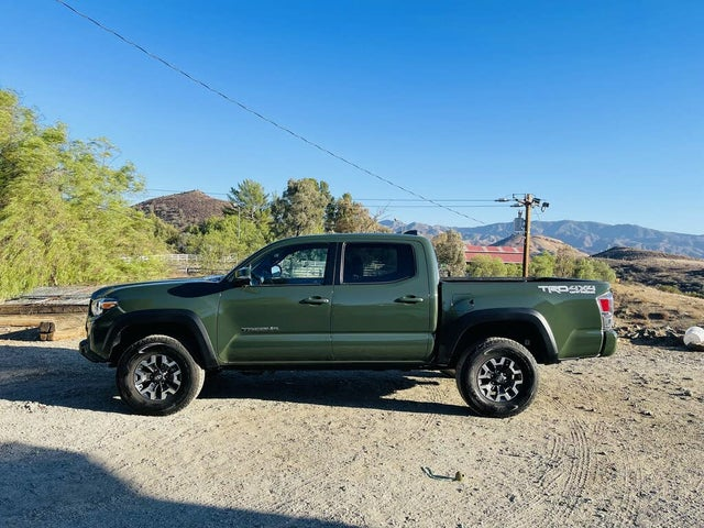 2021 Toyota Tacoma TRD Off Road Double Cab 4WD