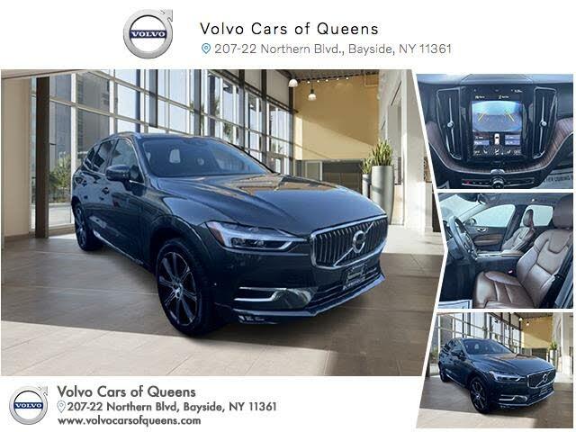 2019 Volvo XC60 T6 Inscription AWD