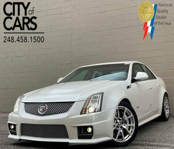2011 Cadillac CTS-V RWD