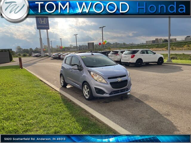 2014 Chevrolet Spark 1LT FWD