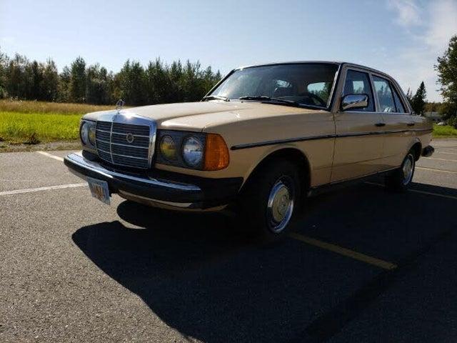 1983 Mercedes-Benz 240 D