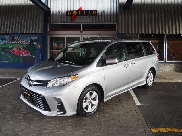 2019 Toyota Sienna LE 8-Passenger FWD