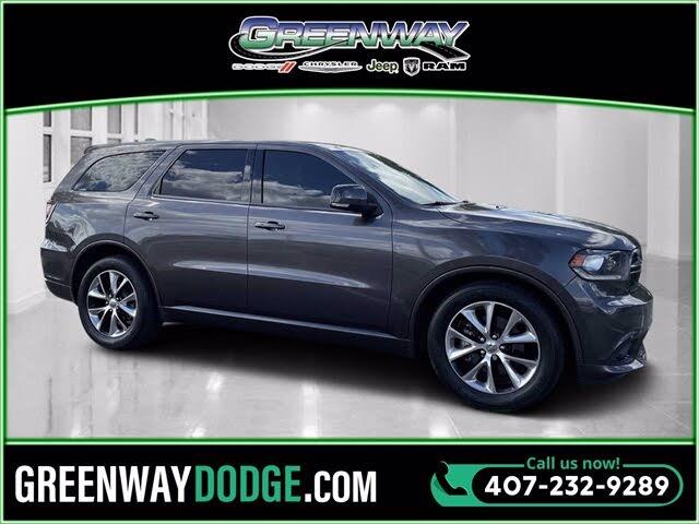 2014 Dodge Durango R/T AWD