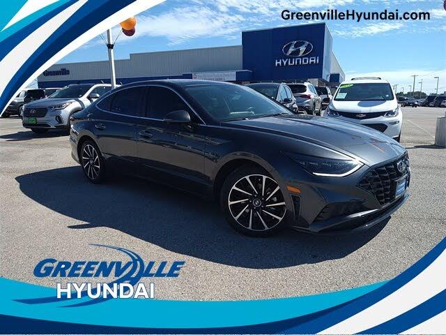 2021 Hyundai Sonata Limited FWD