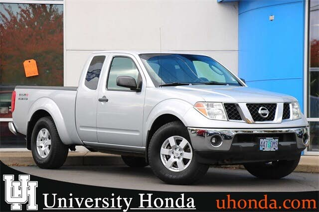 2005 Nissan Frontier 4 Dr Nismo King Cab SB