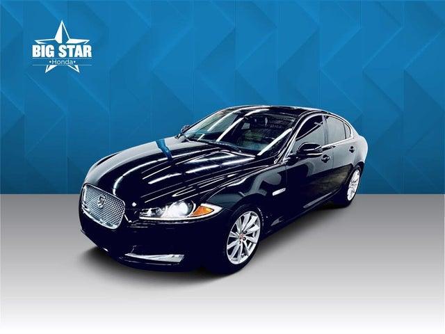 2015 Jaguar XF 2.0T Premium RWD
