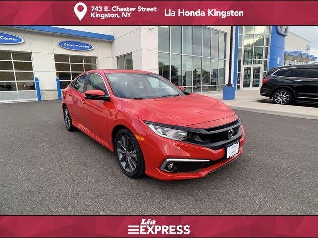 2021 Honda Civic EX FWD