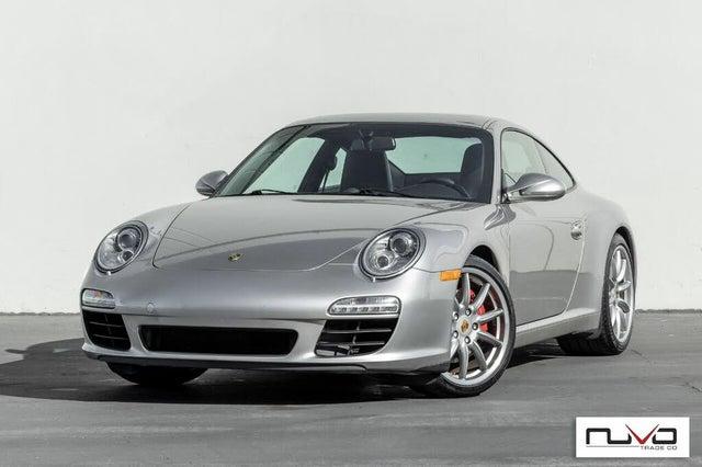 2012 Porsche 911 Carrera S Coupe RWD