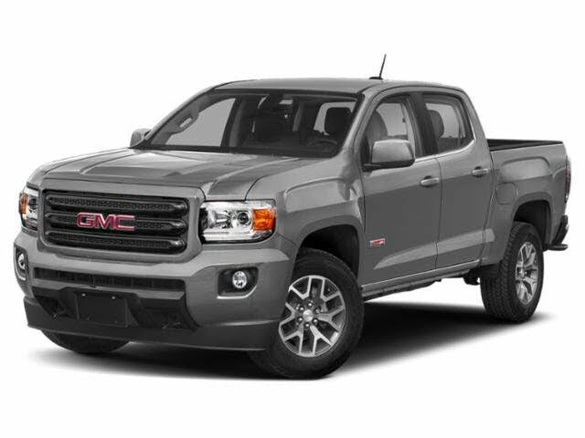 2019 GMC Canyon All Terrain Crew Cab 4WD with Leather