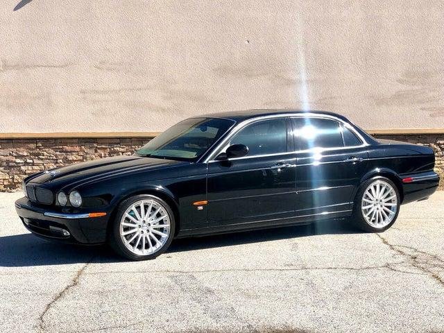 2004 Jaguar XJ-Series XJR Supercharged RWD