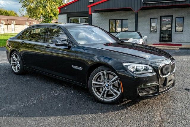 2013 BMW 7 Series 760Li RWD