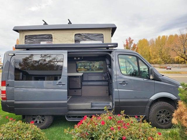 2018 Mercedes-Benz Sprinter Cargo 2500 144 V6 Standard Roof 4WD