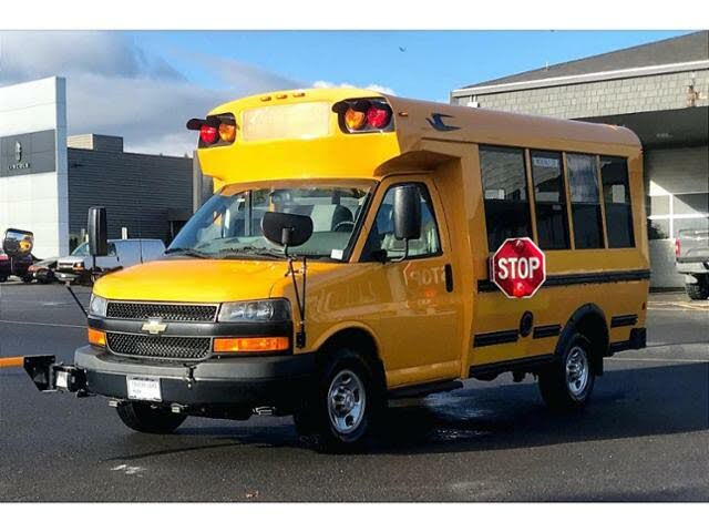 2018 Chevrolet Express 3500 LT RWD