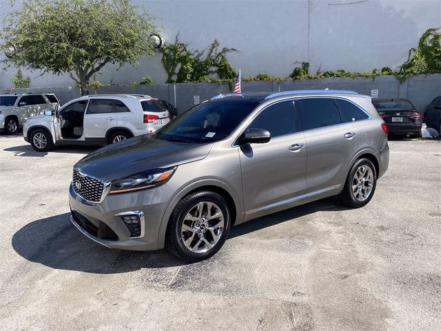 2019 Kia Sorento SX Limited V6 FWD