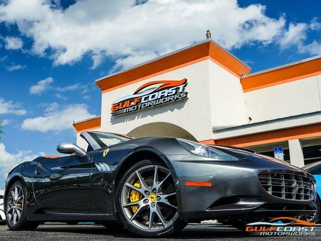 2012 Ferrari California Roadster