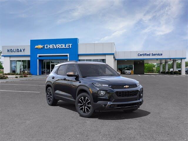 2022 Chevrolet Trailblazer ACTIV FWD