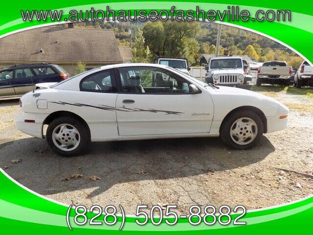 1999 Pontiac Sunfire 2 Dr SE Coupe