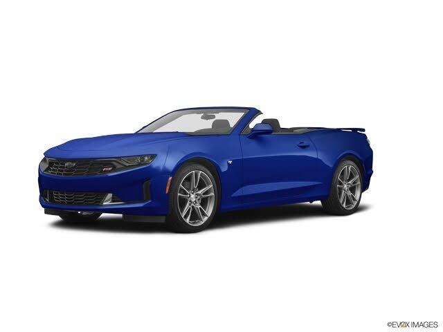 2021 Chevrolet Camaro 3LT Convertible RWD