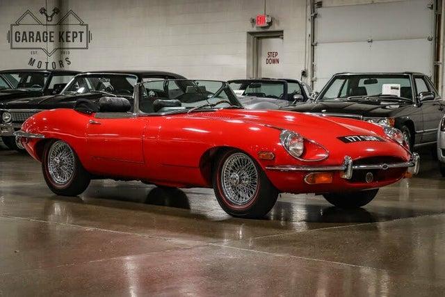 1970 Jaguar E-TYPE Series II 4.2L Fixed Head Coupe RWD