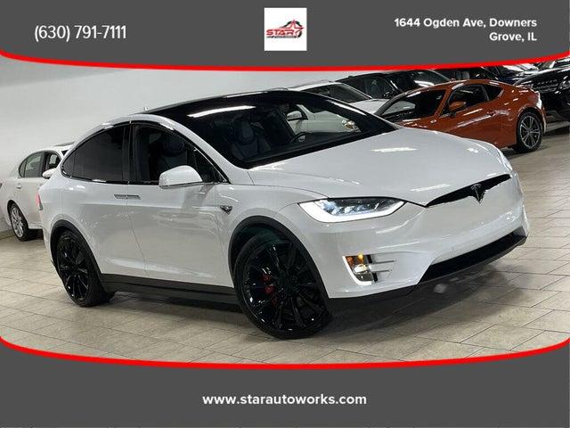 2017 Tesla Model X P100D AWD