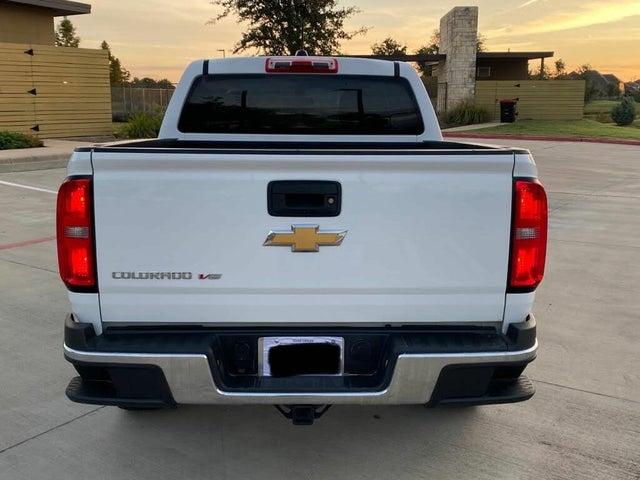 2020 Chevrolet Colorado Work Truck Crew Cab 4WD