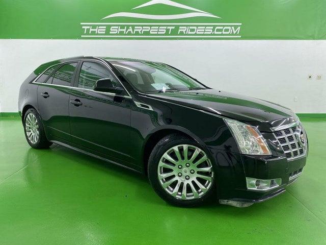 2014 Cadillac CTS Sport Wagon 3.6L Premium AWD