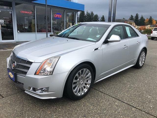 2011 Cadillac CTS 3.6L Premium RWD