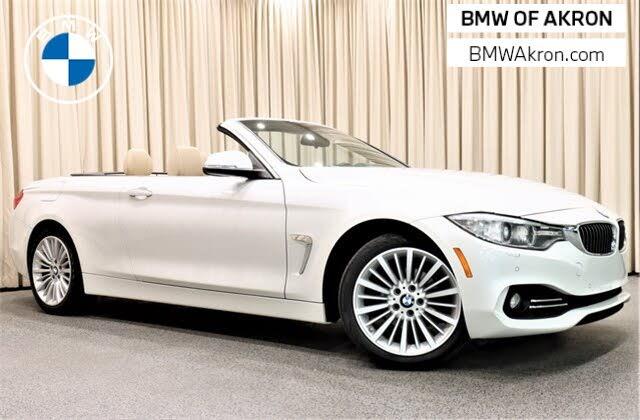 2015 BMW 4 Series 428i xDrive Convertible AWD