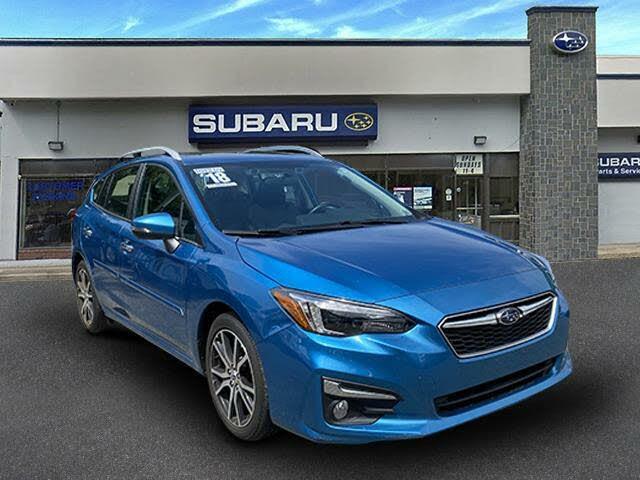 2018 Subaru Impreza 2.0i Limited Hatchback AWD