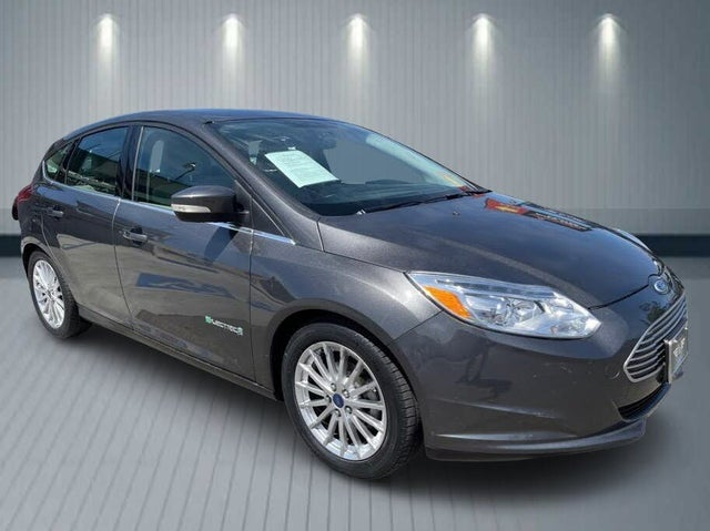 2015 Ford Focus Electric Hatchback