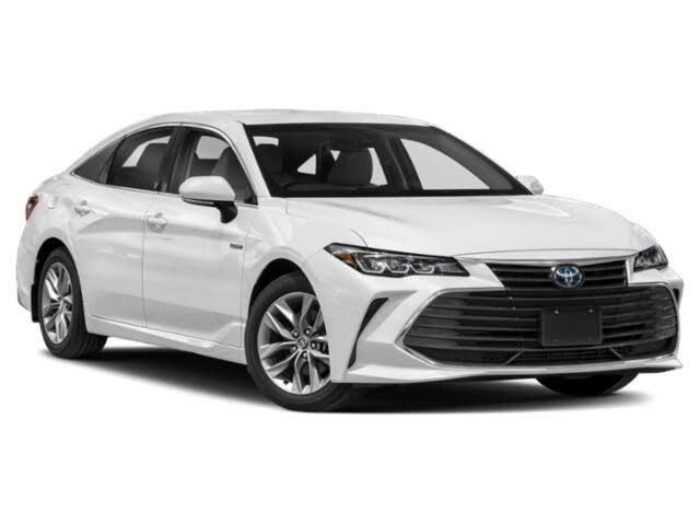 2022 Toyota Avalon Hybrid XLE FWD