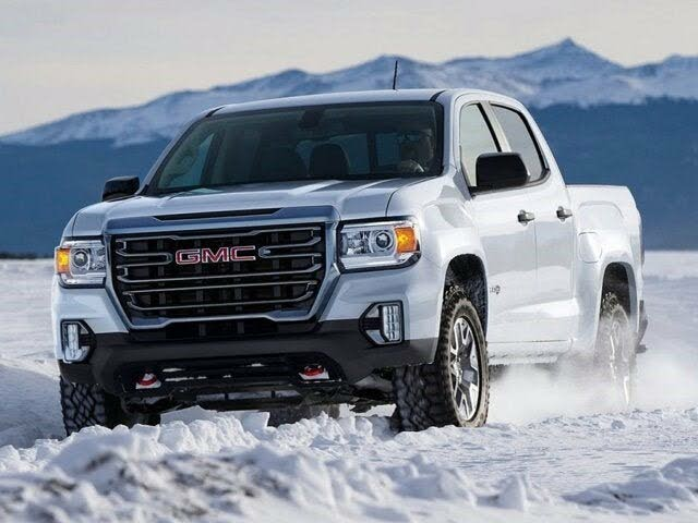 2022 GMC Canyon Elevation Standard Extended Cab RWD