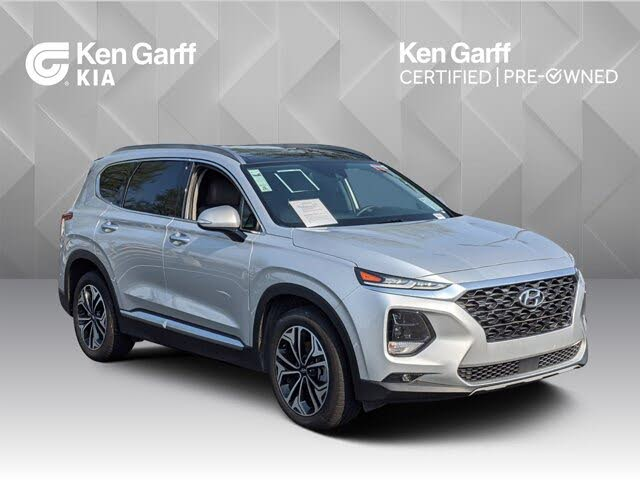 2019 Hyundai Santa Fe 2.0T Limited FWD