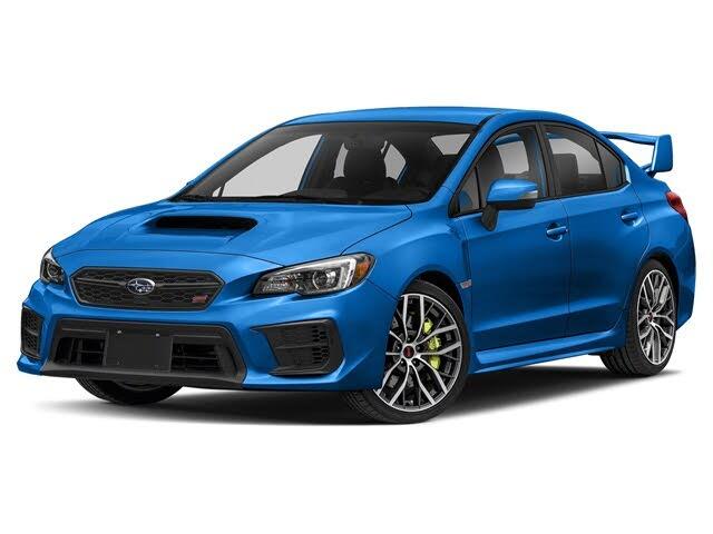 2021 Subaru WRX STI AWD