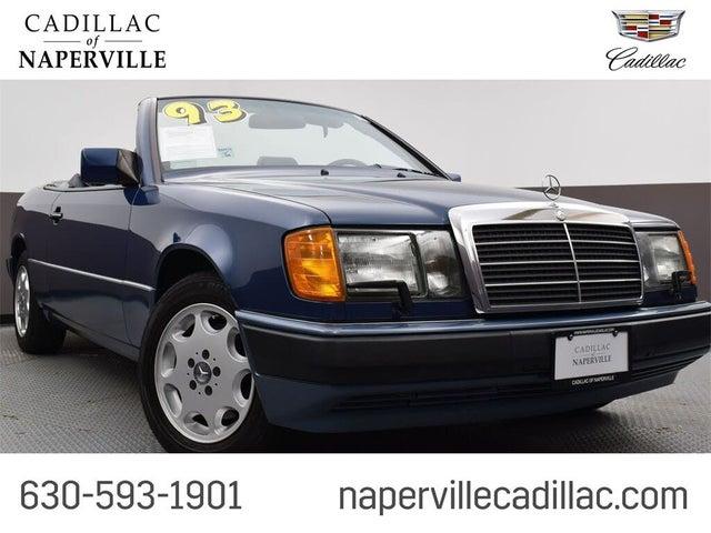 1993 Mercedes-Benz 300-Class 2 Dr 300CE Convertible