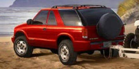 2005 Chevrolet Blazer LS 2-Door 4WD