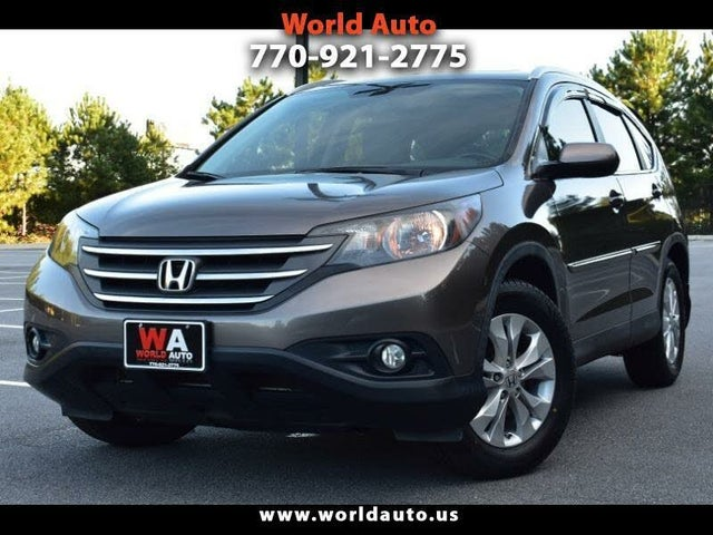 2013 Honda CR-V EX-L FWD