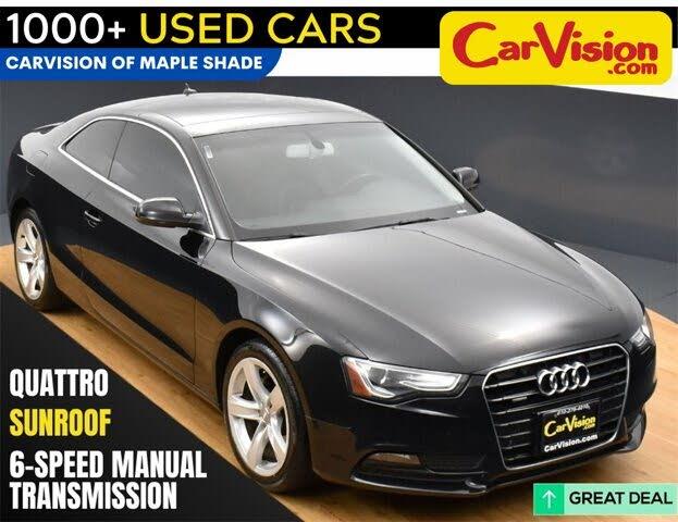2014 Audi A5 2.0T quattro Premium Coupe AWD