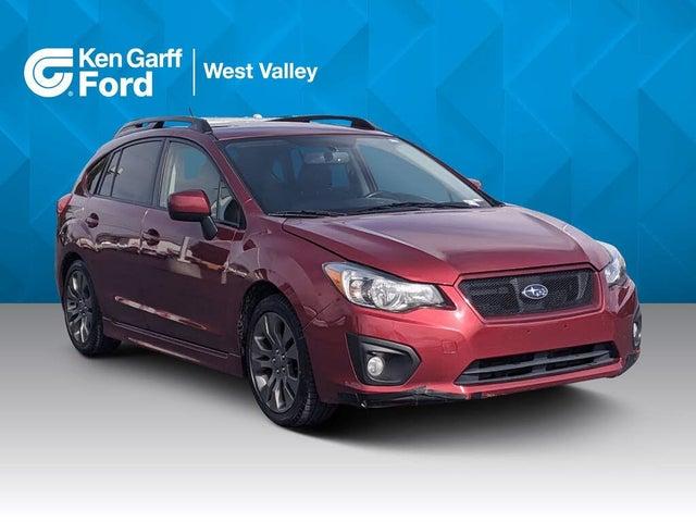 2014 Subaru Impreza 2.0i Sport Limited Hatchback