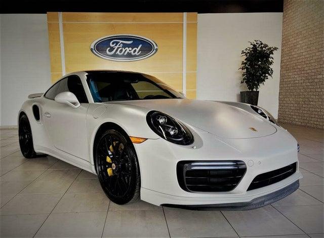 2019 Porsche 911 Turbo S Coupe AWD