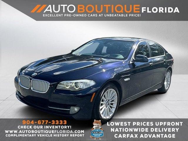 2013 BMW ActiveHybrid 5 RWD