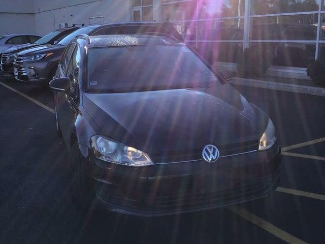 2015 Volkswagen Golf SportWagen S