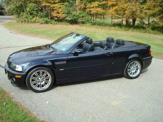 2001 BMW M3 Convertible RWD