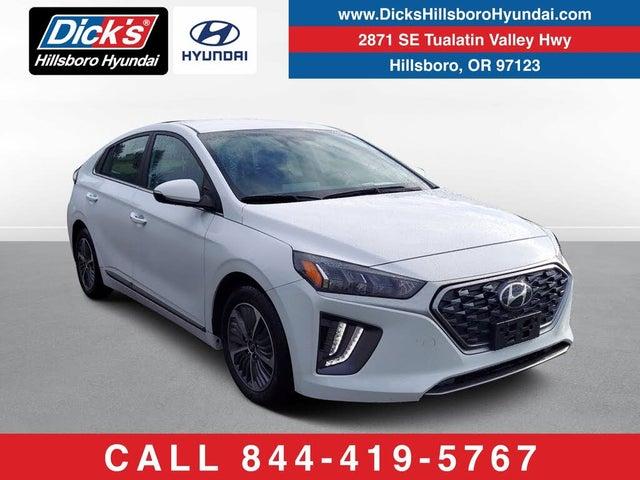 2021 Hyundai Ioniq Electric Plus Ultimate FWD