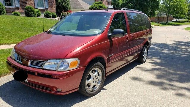2003 Oldsmobile Silhouette 4 Dr Premiere Passenger Van Extended