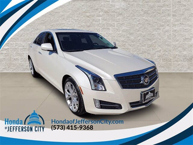 2014 Cadillac ATS 3.6L Premium AWD