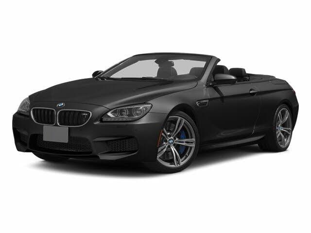 2014 BMW M6 Convertible RWD