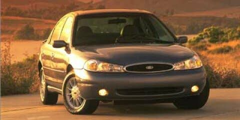 1999 Ford Contour 4 Dr SE Sedan