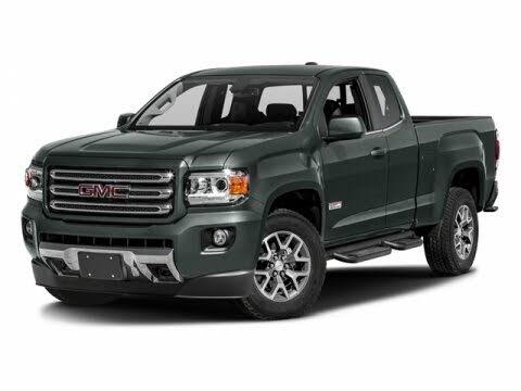 2016 GMC Canyon SLT Ext. Cab LB 4WD